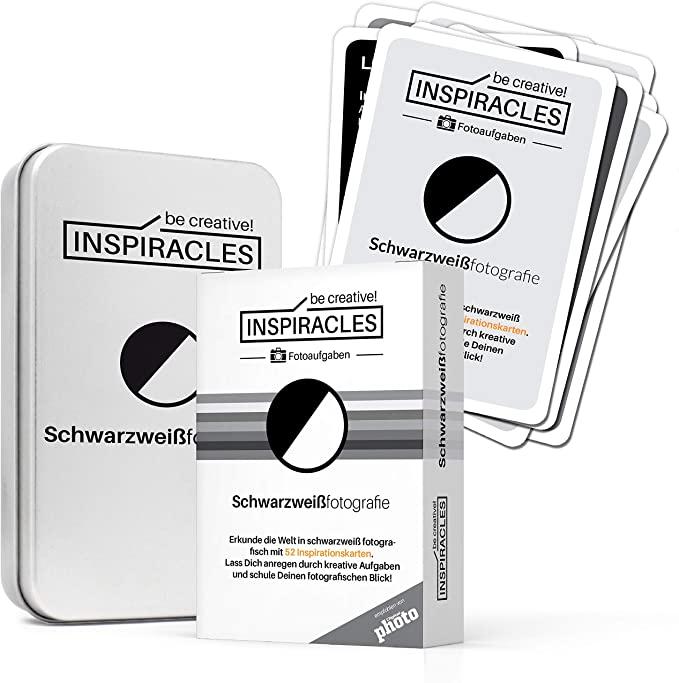 Inspiracles Foto Aufgaben Schwarzweiß