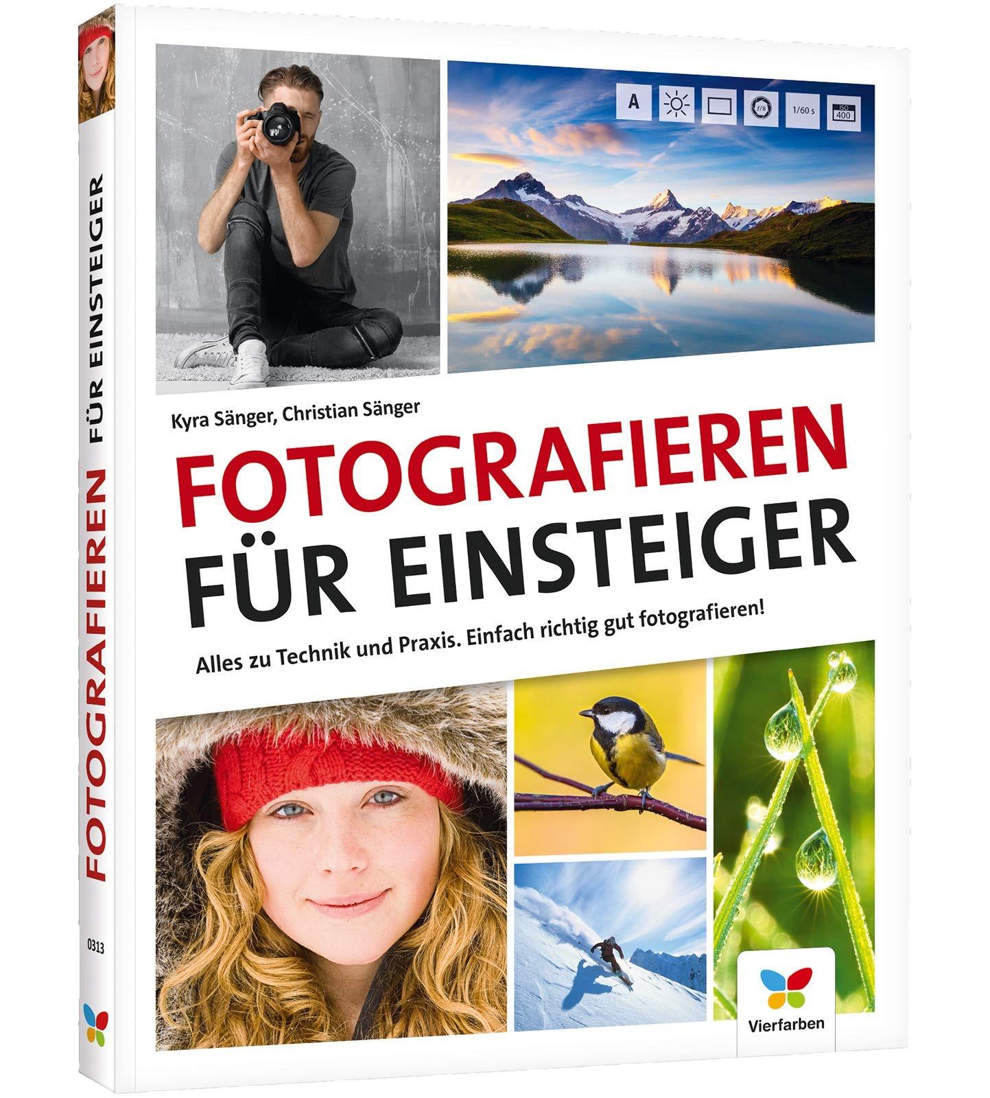Buch Fotografieren für Einsteiger
