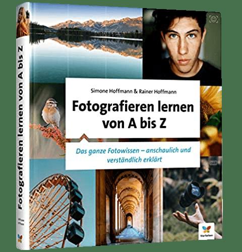 Buch Fotografieren lernen von A bis Z