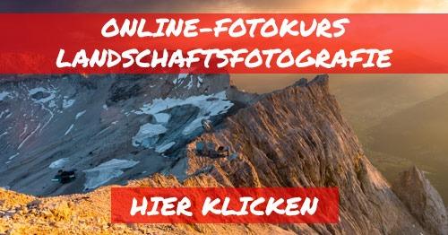 Online-Fotokurs Landschaftskotografie