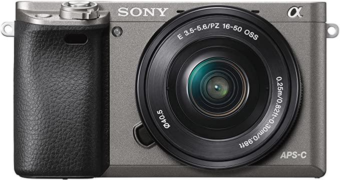 Sony Alpha 6000 - Beste Systemkamera für Einsteiger