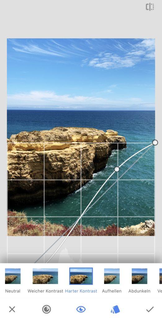 Google Snapseed App