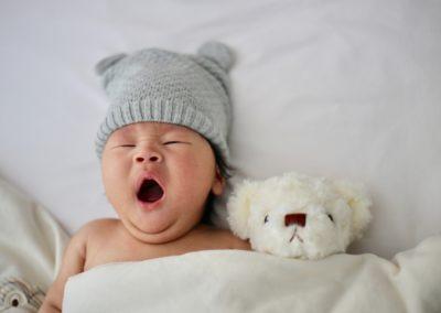Fotografie-Arten: Babyfotografie