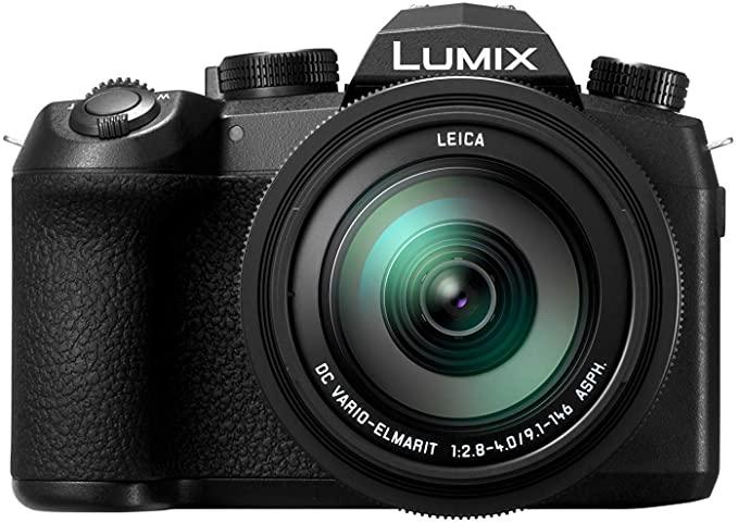 Panasonic Lumix FZ1000 II - Beste Bridgekamera für Einsteiger