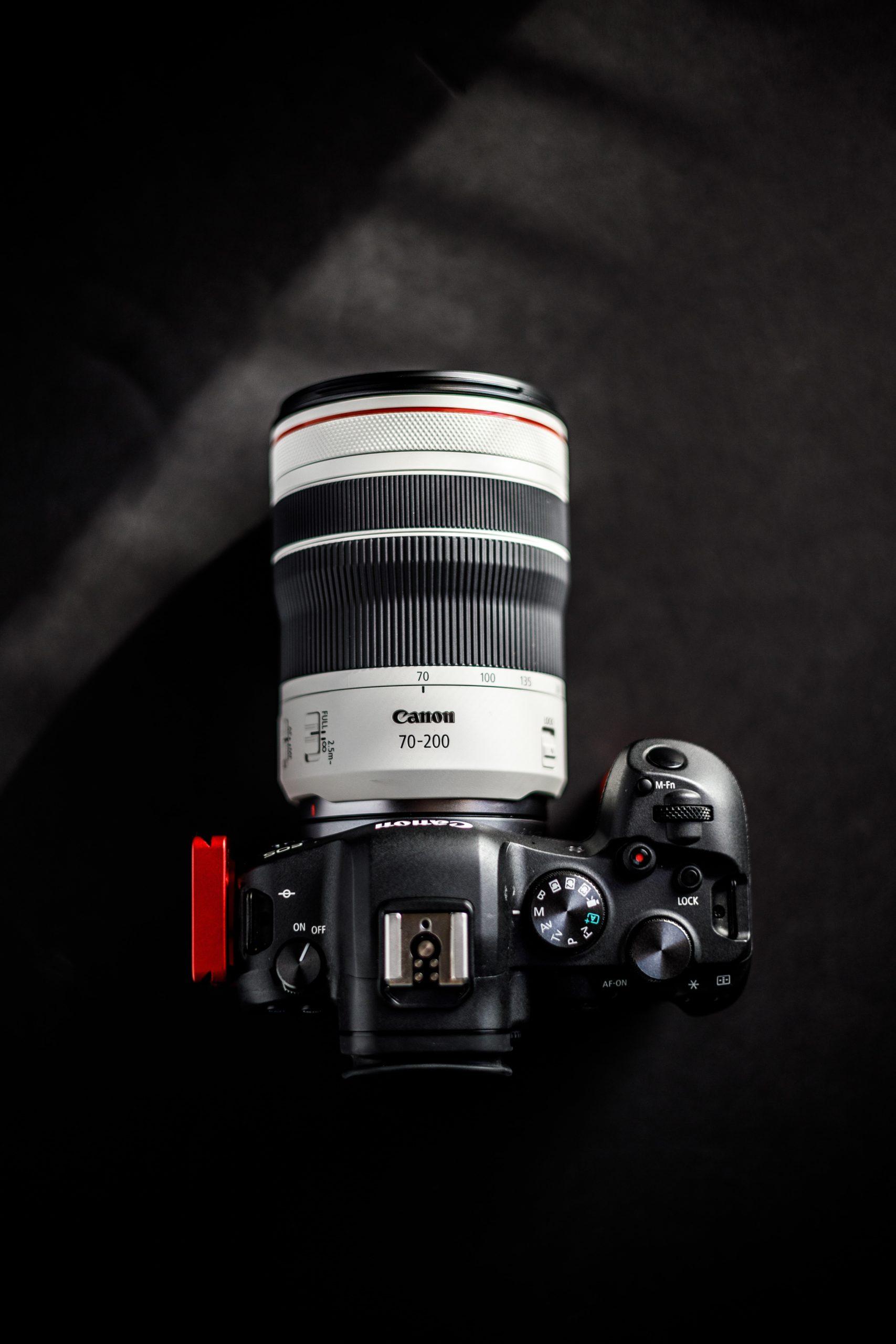 DSLR Spiegelreflexkamera
